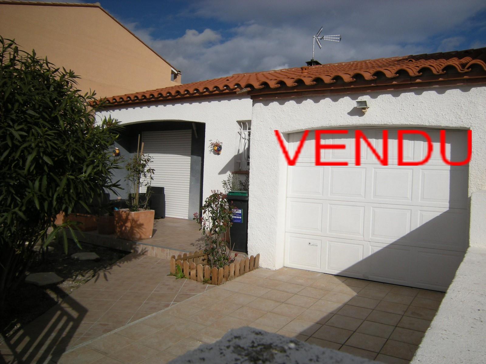 Vente appartements et maisons sur st gauderique perpignan - Jardin maison contemporaine perpignan ...